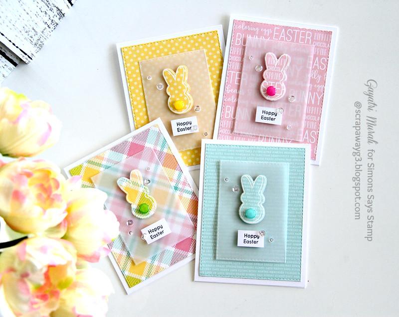 Peeps card set