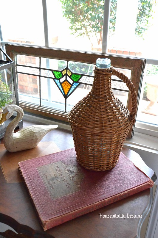 Vintage Atlas/Demijohn - Housepitality Designs
