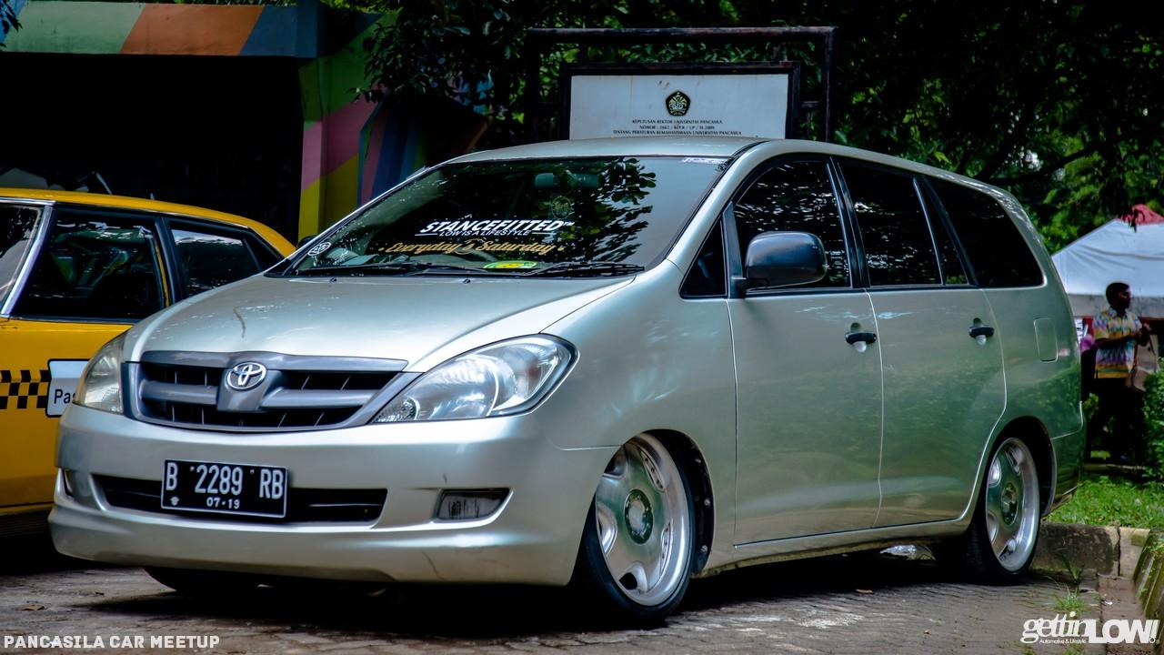 Universitas Pancasila Car MeetUp 2016
