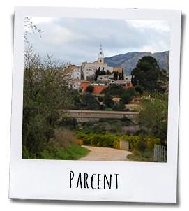 Parcent is een van de authentieke Moorse dorpen van de Vall de Pop op een kwartiertje rijden van de kust
