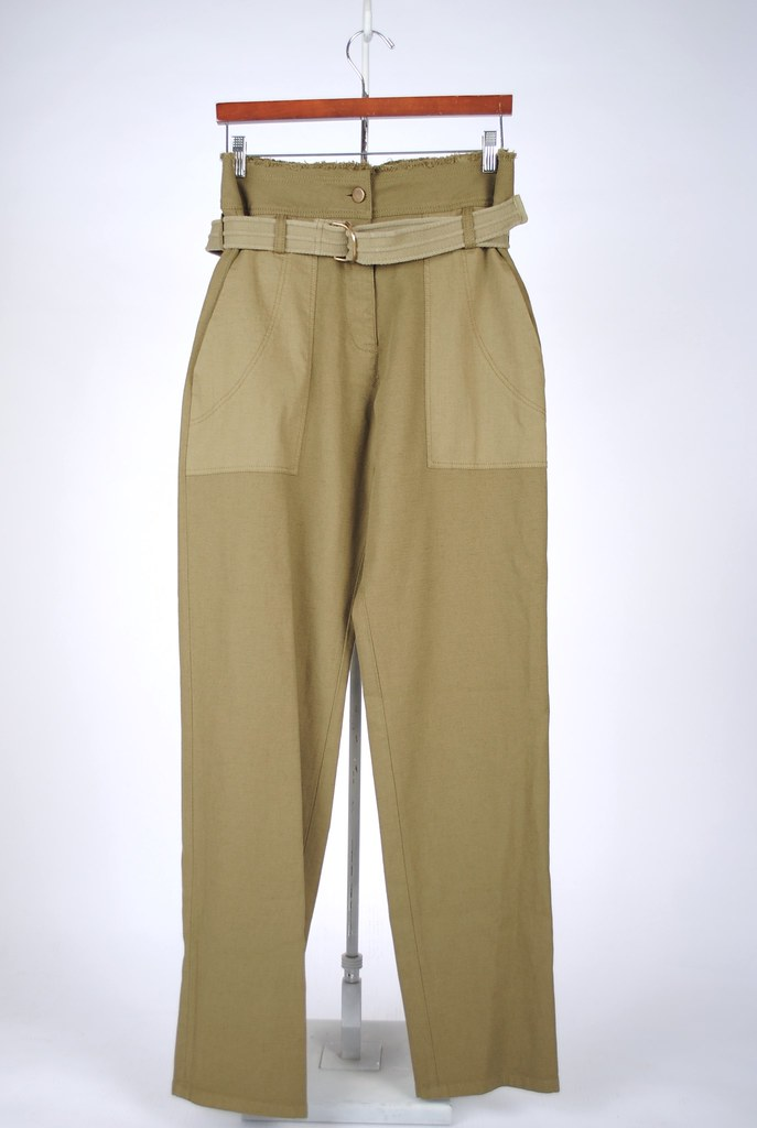 Epagny High Waist Trousers
