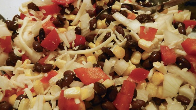 Slow cooker black bean enchiladas 3