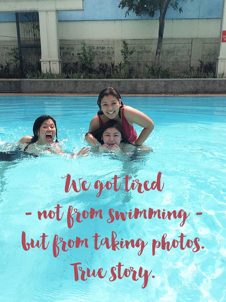 Swimming Shenanigans