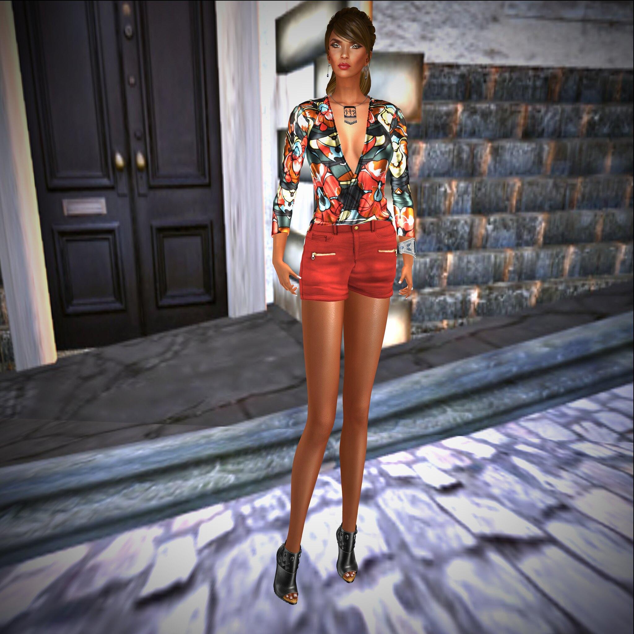 LEGENDAIRE- Bridget Outfit & Bridget Ankle Boots