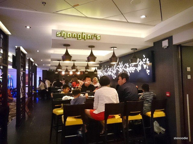 Shanghai's