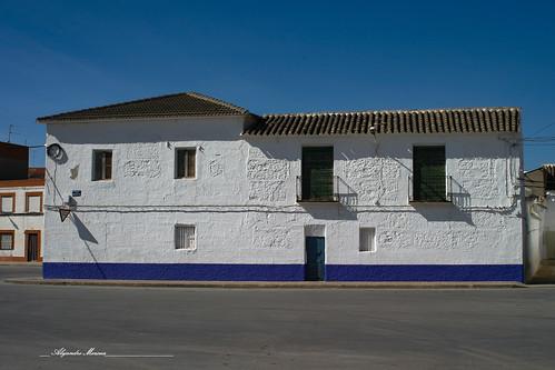 Casa tipica manchega, Las Pedroñeras, Cuenca