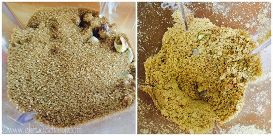 Nuts Powder Recipe for Babies, Toddlers and Kids - step 5