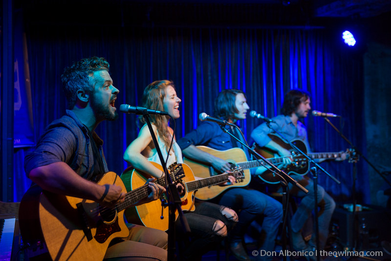 Troubadour tour w/ Jeff Campbell, Megan Slankard, Matthew Szlachetka, Jamie Kent @ Doc's Lab, San Francisco 3/26/16
