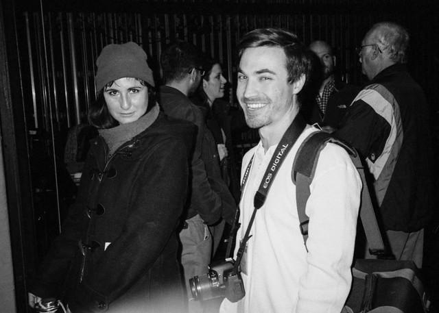 Fran and David
