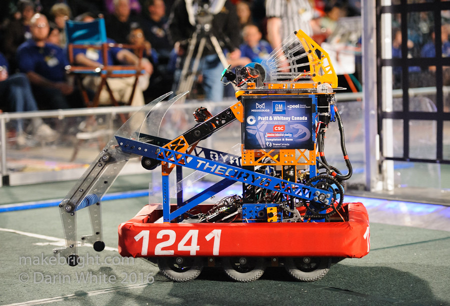 FIRST Robotics Regionals - UW - April 2016 374