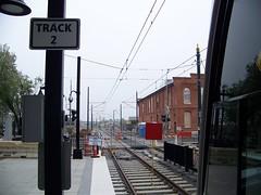 Uptown/7th LYNX Blue Line Station