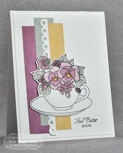 TE Teacup Bouquet