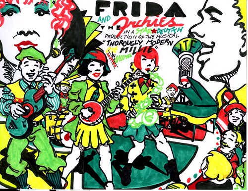 FRIDA AND THE ARCHIES