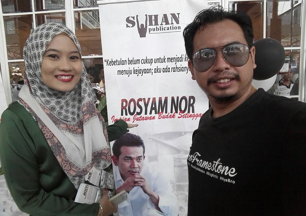 Rosyam Nor - Impian Jutawan Budak Setinggan.