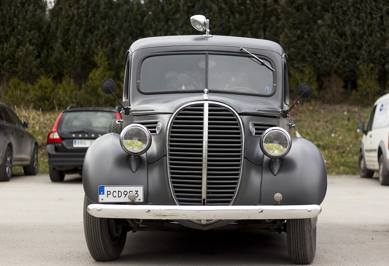 1939 Ford Pick-Up