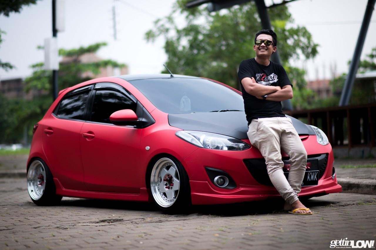 Shandy's Mazda 2