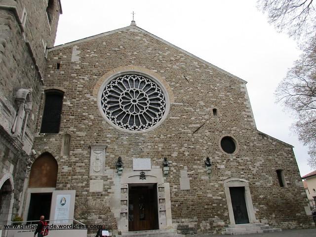 San Giusto, Triest