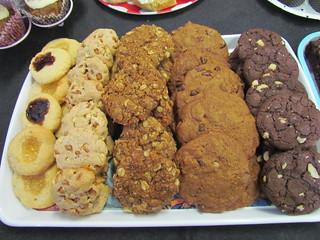 Cookies - Jam Drops, Apple Butterscotch, Anzac, Choc Chip Chai, Double Chocolate Macadamia