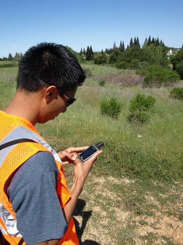 Doing Science - GPS