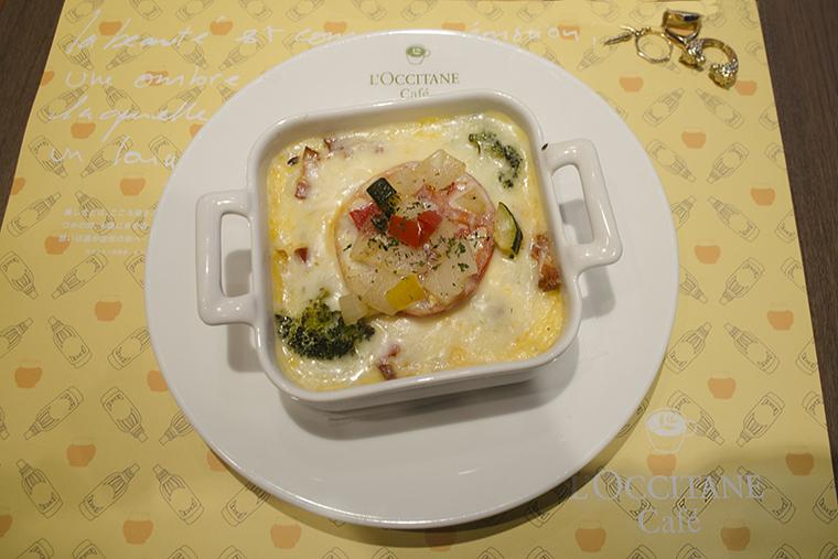 LOccitane Cafe Tokyo Menu Review 4