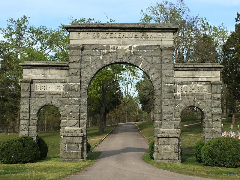 Confederate Memorial Arch