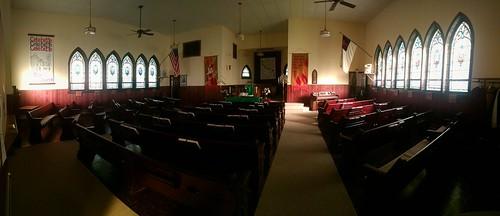 Tomahawk church