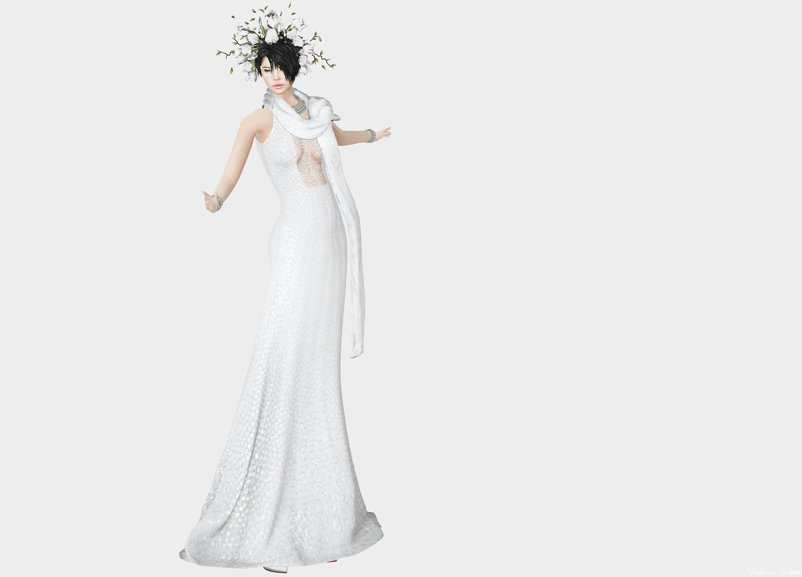 Armony - Mystique Gown Bridal