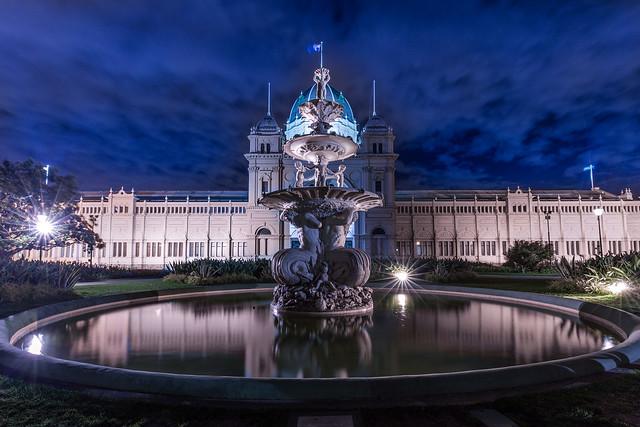 Royal Exhibition Building, Melbourne, Australia (Unesco world heritage site)