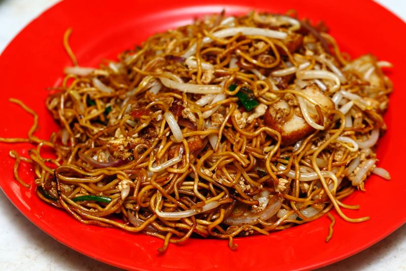 Wong Ah Wah Fried Noodles