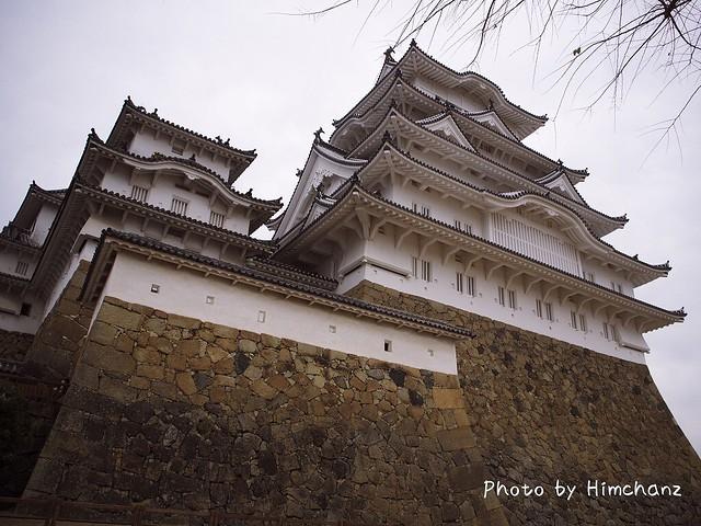 白鷺城こと姫路城