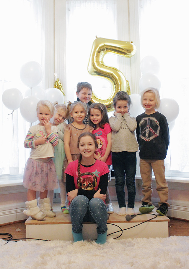 Poesy's 5th Birthday
