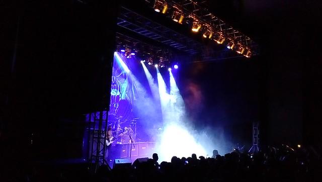 Gamma Ray, Circo Volador, Ciudad de México (2015-10-06)
