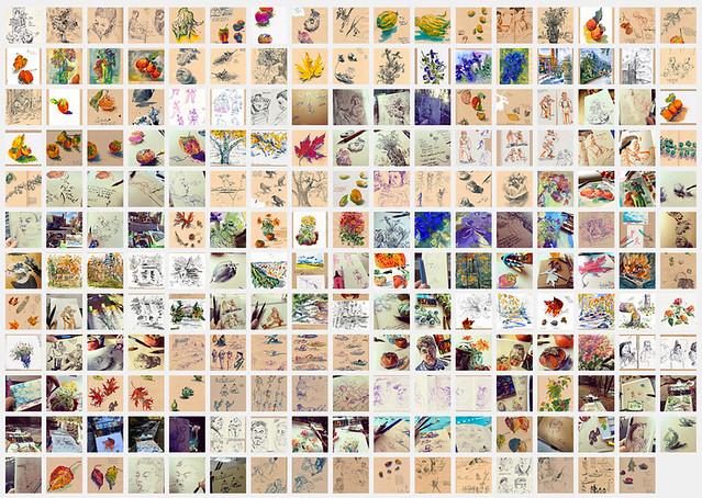 Sketchbook #93: Snapshot