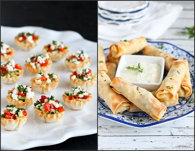 Healthy Game Day Appetizers