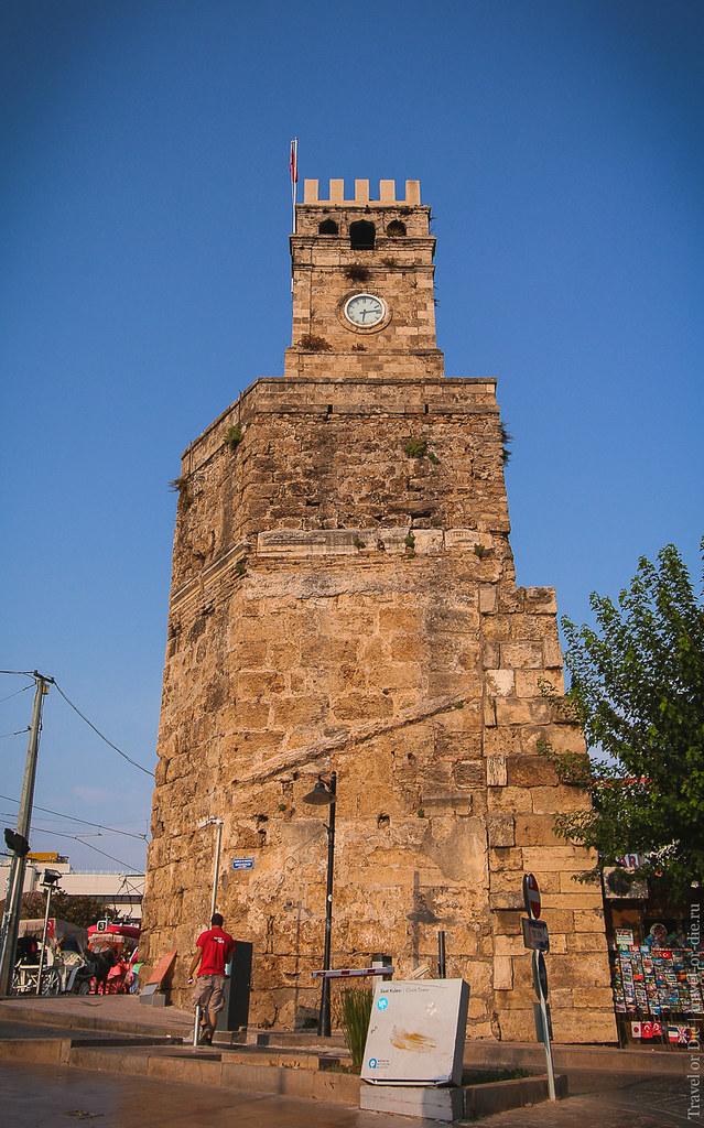 Saat Kulesi / Clock Tower