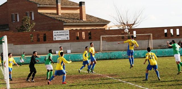 Altorricón 2 - Benabarre 0 (06/02/2016)
