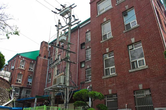 Former Jesus Hospital (1950), Jeonju, South Korea
