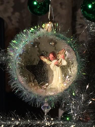 Christmas diorama ornament