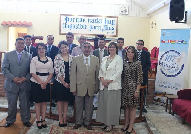 Provechosa reunión de Comunicaciones IMPCH Sector 15 en Rafael