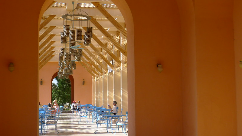 Patio, Steigenberger, El Gouna