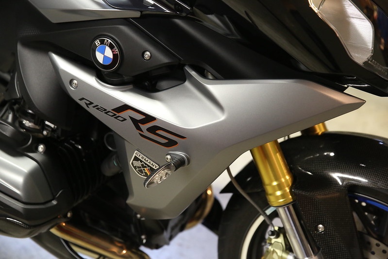 BMW R1200RS Small Winker