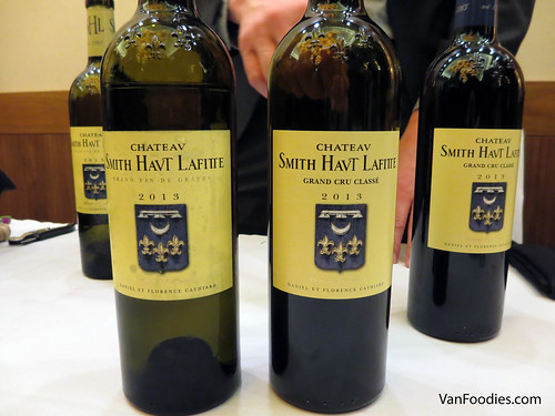 Chateau Smith Haut Lafitte Blanc & Rouge 2013