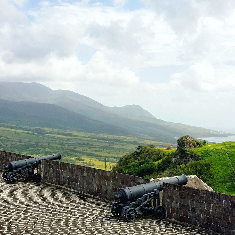 Honeymoon on the Caribbean: Saint Kitts