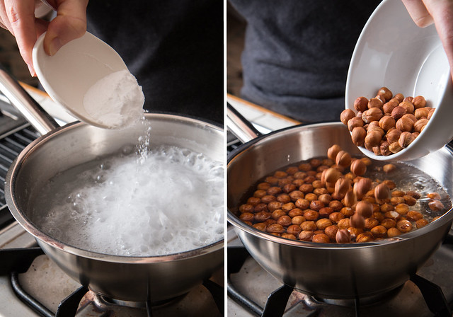 How To Skin Hazelnuts EASILY | Will Cook For Friends