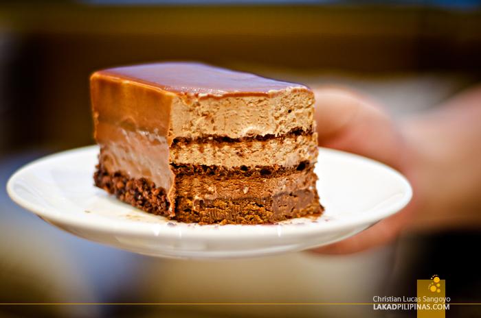 Crema Marriott Manila Cake