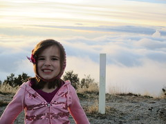 Above the Clouds, Mt Wilson