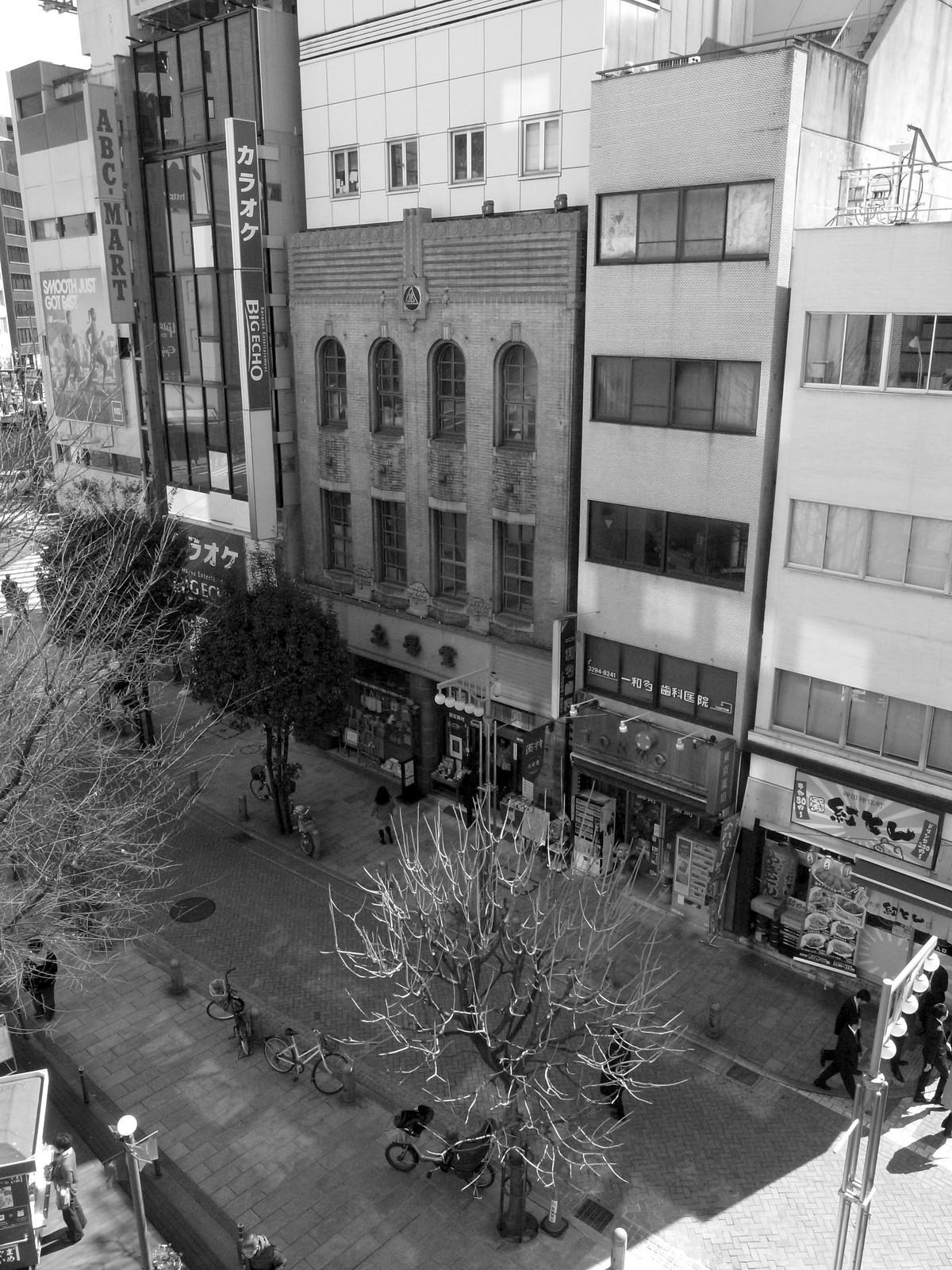20160302 Suzuran-dori, Kanda Jimbocho