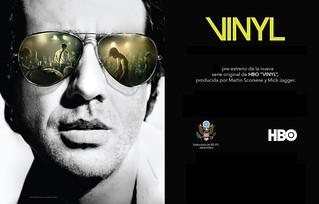 Pre-estreno de la serie Vinyl