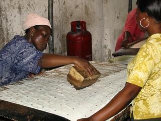 Ghanaian Fabrics