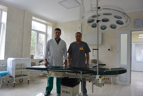 У міській лікарні — «інша хірургія»